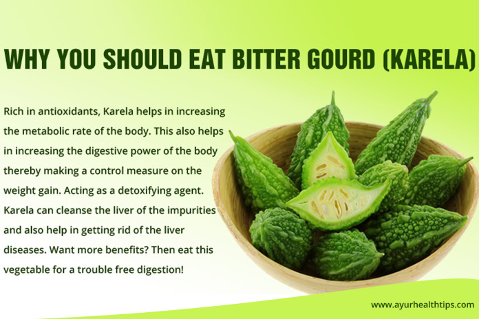 Health Benefits of Bitter Gourd