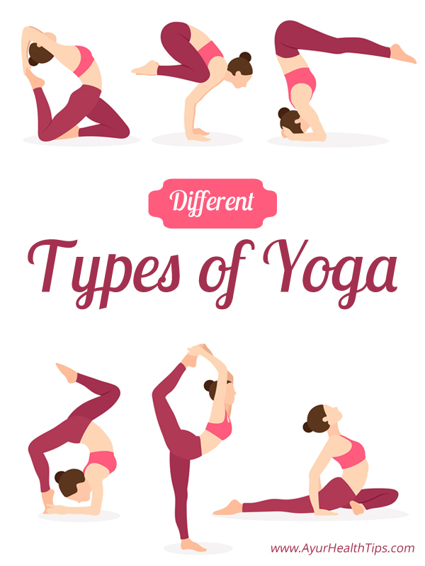 Different Yoga Types