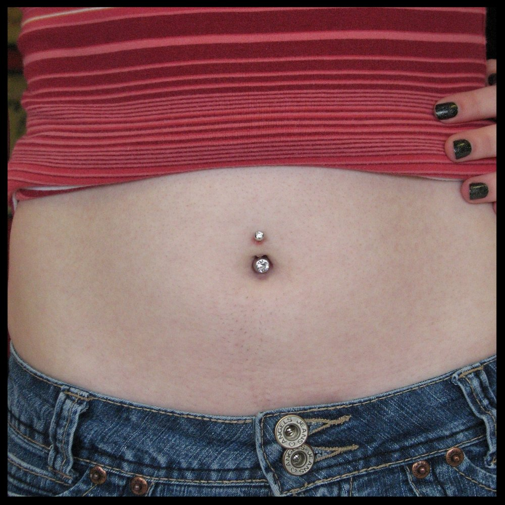 How To Treat An Infected Belly Button Piercing At Home Ayur
